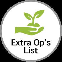 Extra Options Icon