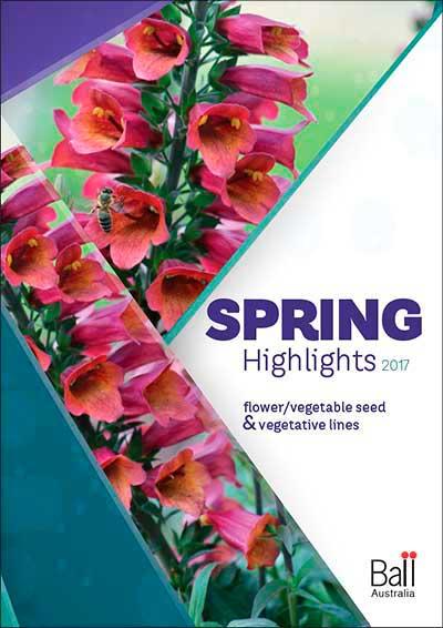 Spring Highlights 2017